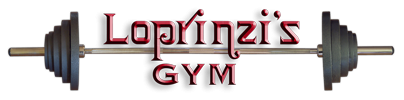 Official Website of Loprinzi's Gym